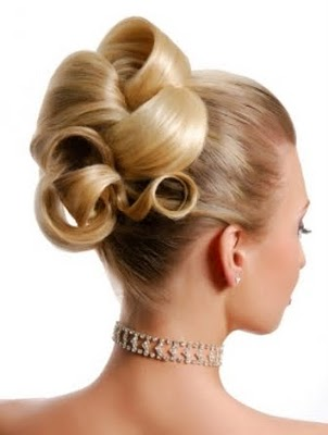 2013 Western Bridal Hairstyles Collection