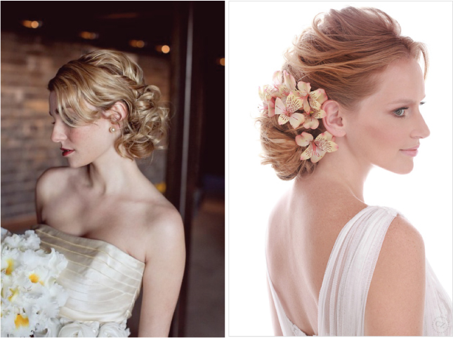 2013 Wedding Hairstyles And Updos: 2013 Western Bridal Hairstyles