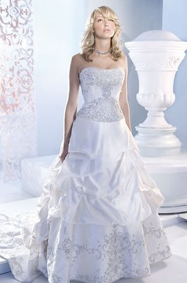Alfred Sung Bridal Gowns dress
