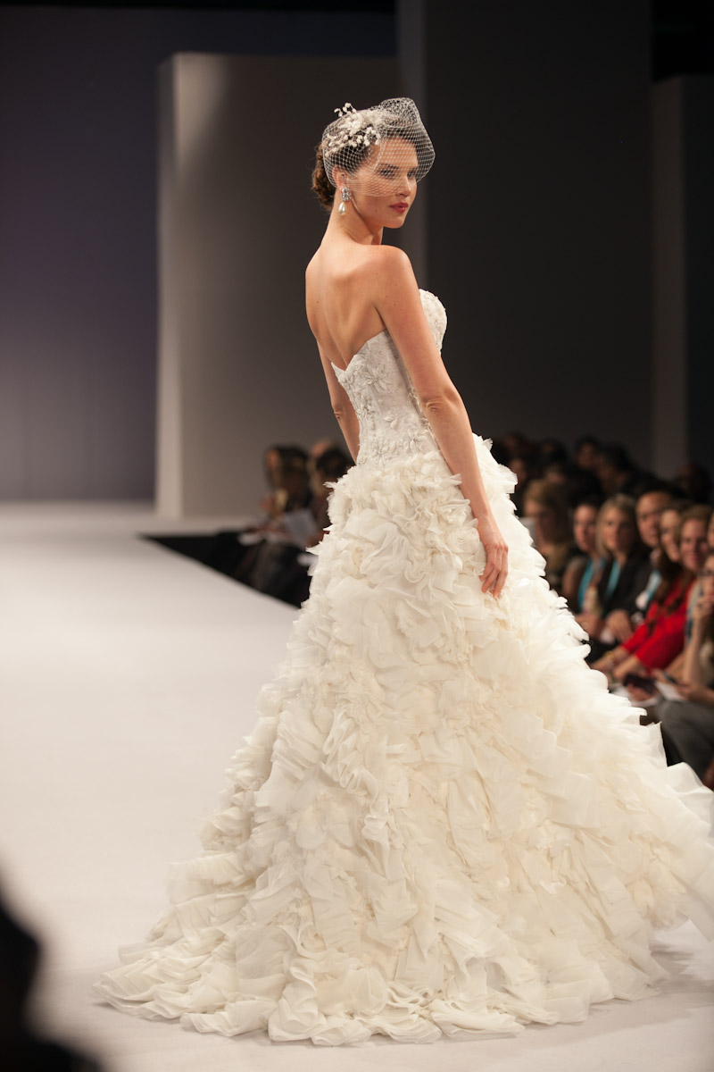 Anne Barge latest Bridal Gowns