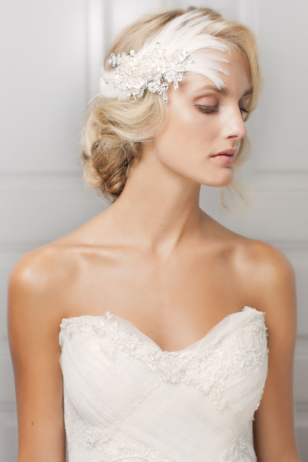 Bridal Hair Pieces And Accessories