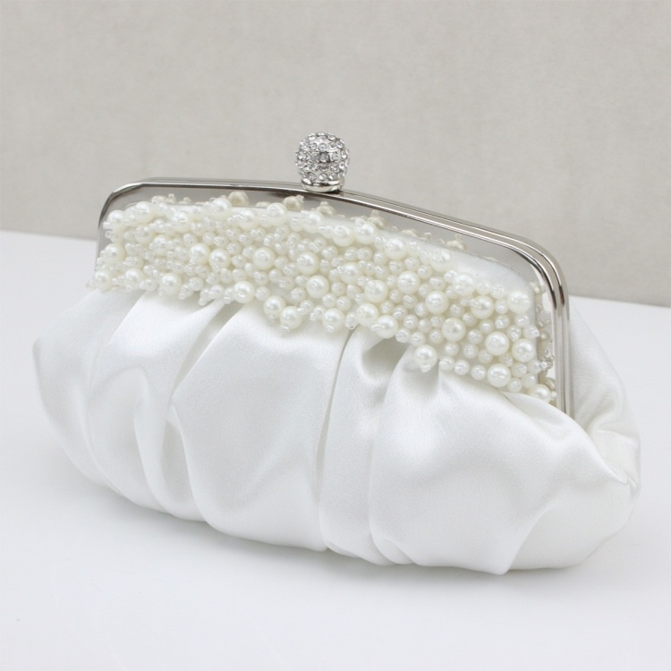 Bridal Purse Special Occasion Wedding Beading