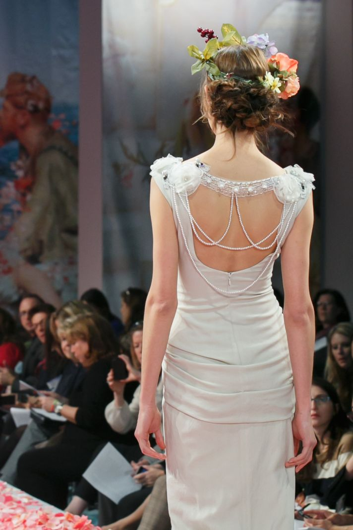 Claire Pettibone bridal wedding gown an earthly paradise bridal collection (14)