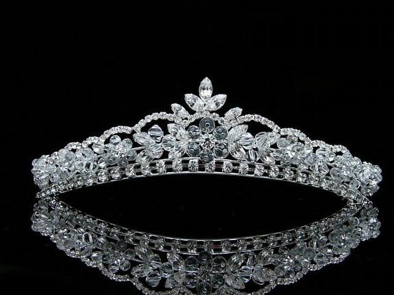 Crystal Wedding Tiaras 8
