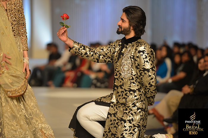 Pantene Bridal Couture week 2013 Saim Ali (1)