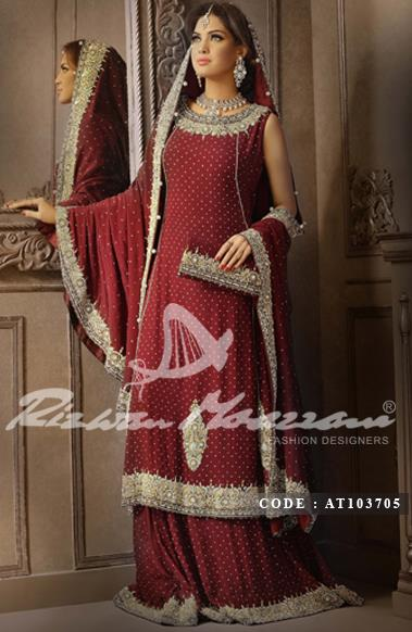 Rizwan Moazzam Bridal Dresses collection 2013  1