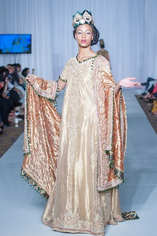 SRA Bridal Collection At London Fashion Week  2
