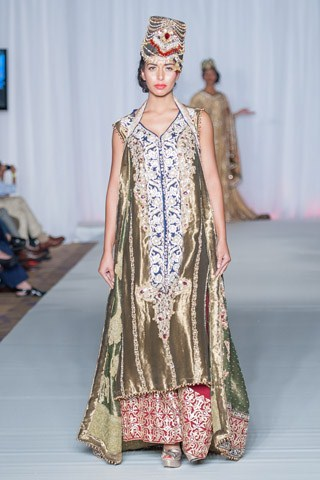 SRA Bridal Collection At London Fashion Week  3