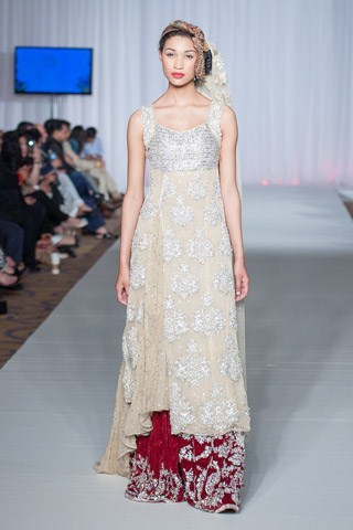 SRA Bridal Collection At London Fashion Week  6