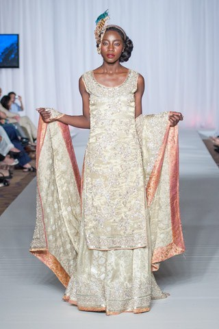 SRA Bridal Collection At London Fashion Week 7