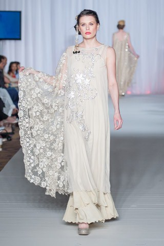SRA Bridal Collection At London Fashion Week  9