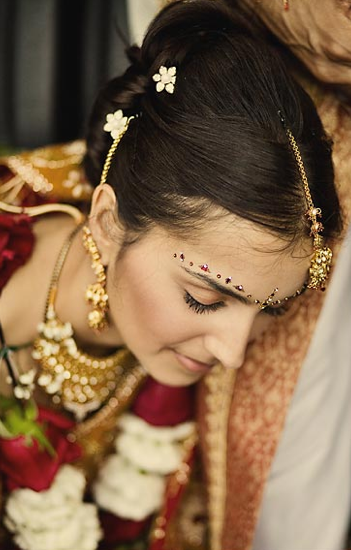South Indian Bridal HairStyles 2013