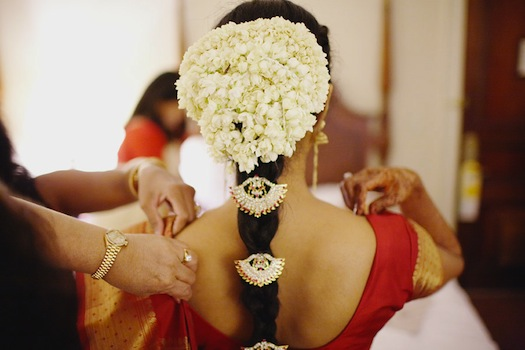 South Indian For Bridal Pics