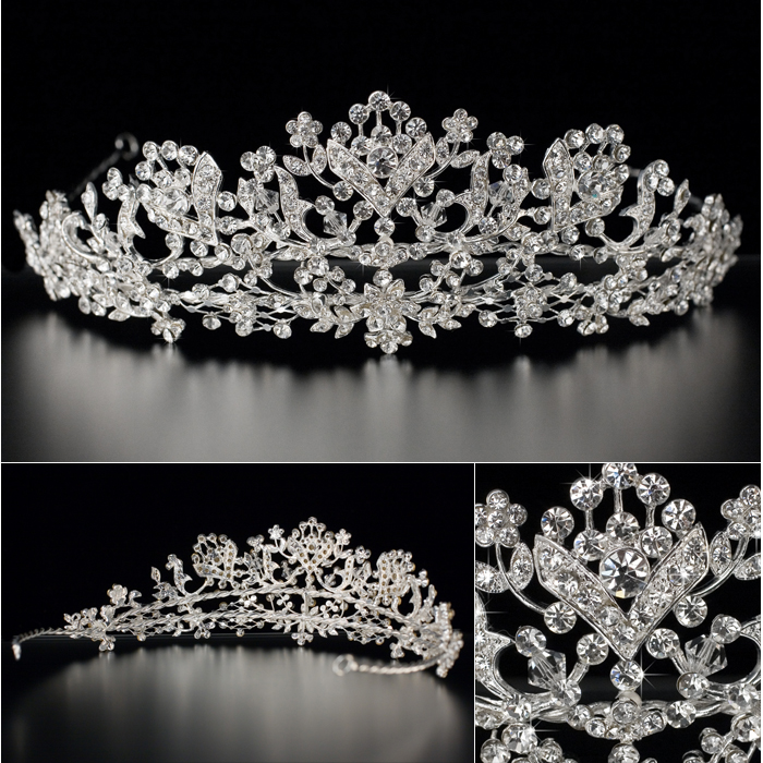 Vintage Tiaras And Crowns 5
