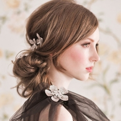 Wedding Hairstyle Trends 2013