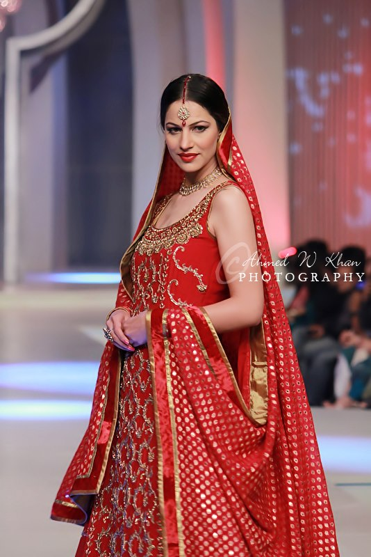 Zaheer Abbas Bridal Collection 10