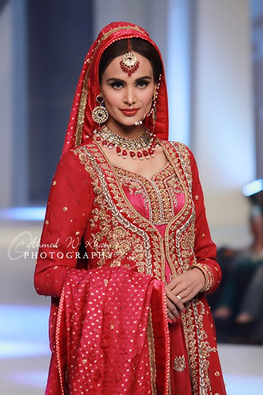 Zaheer Abbas Bridal Collection 6