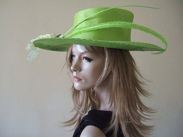 lime green hats 2