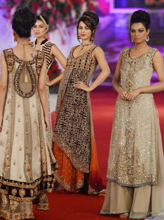 style 360 bridal couture week fashion lahore pakistan (1)