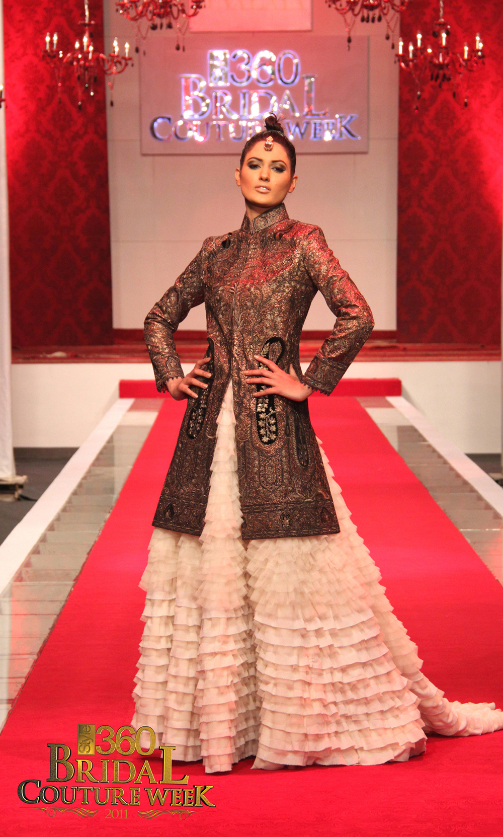 style 360 bridal couture week fashion lahore pakistan (4)