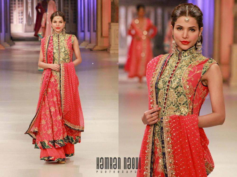 style 360 bridal couture week fashion lahore pakistan