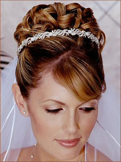 2013 Elegant Bridal Hairstyles