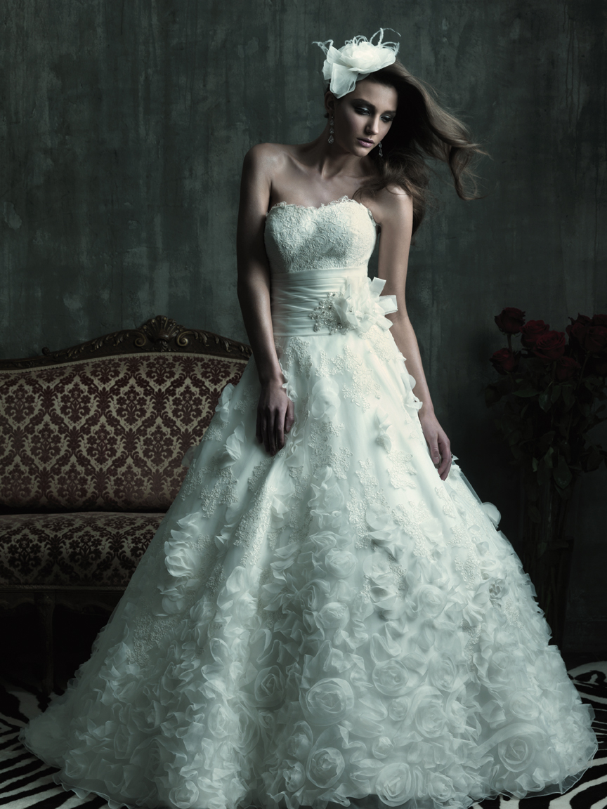 Allure Bridals Bridal Gowns4