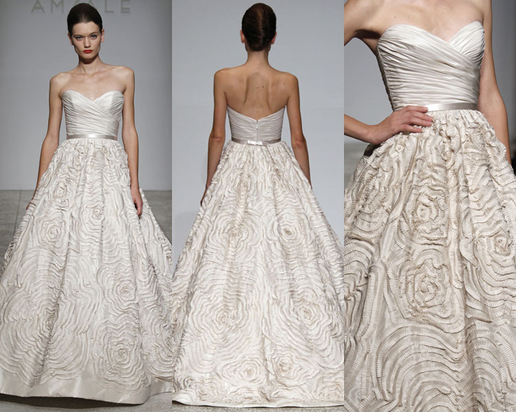 Amsale Bridal Gowns (1)