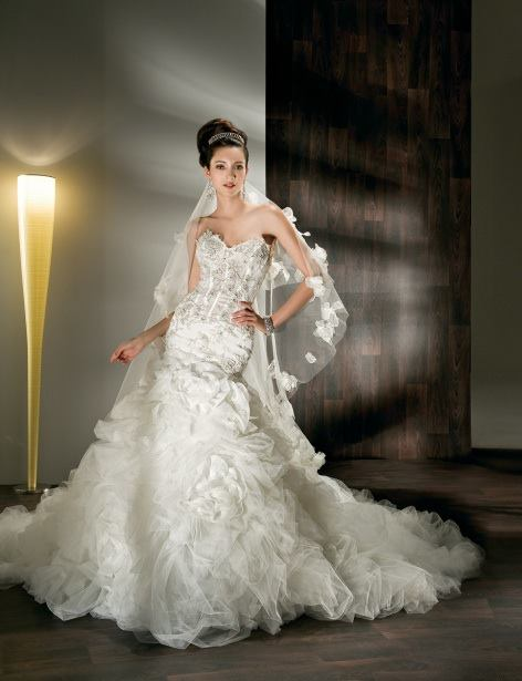 Anjolique Bridal Gowns 2013