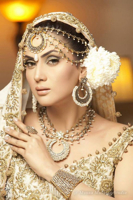 Anum Yazdani Jewelry Latest Bridal Collection1