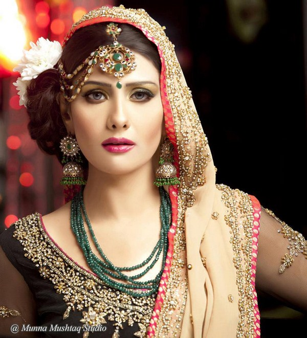 Anum Yazdani Jewelry Latest Bridal Collection5