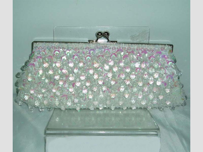Beaded Handbags Bridal