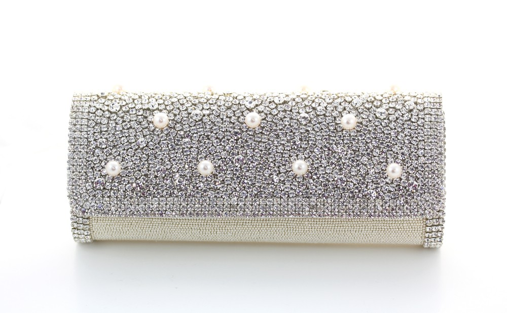 Bridal Clutch handbag