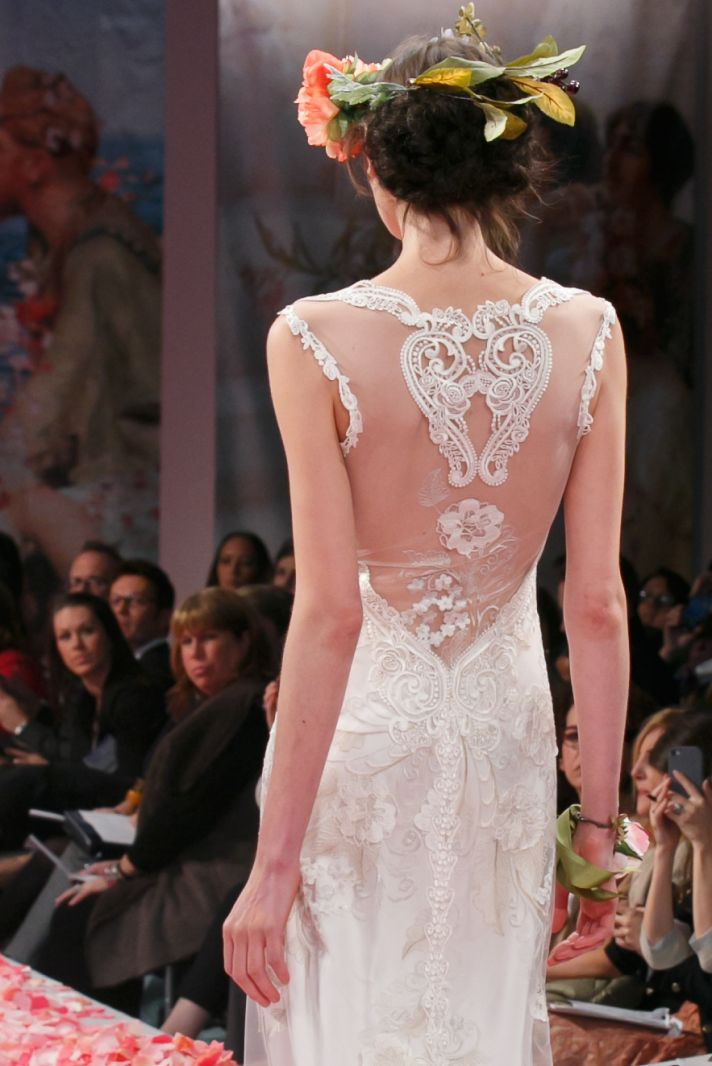 Claire Pettibone bridal wedding gown an earthly paradise bridal collection (28)