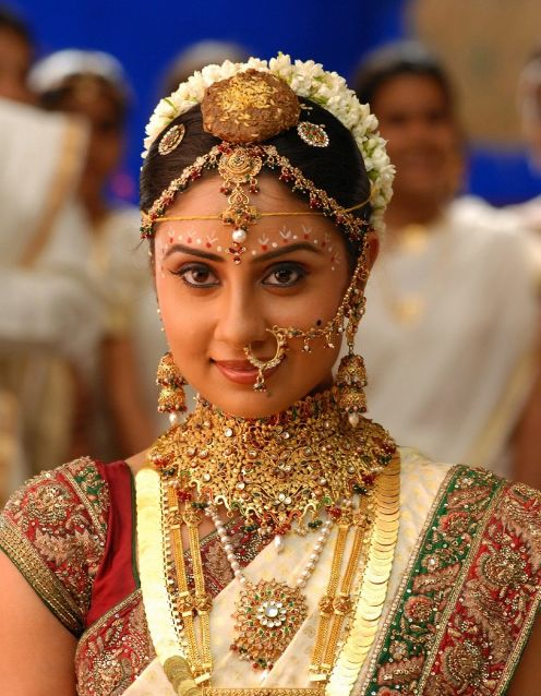 Hairstyles Indian Bridal