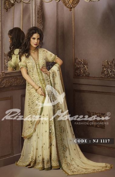 Rizwan Moazzam Bridal Dresses collection 2013  4