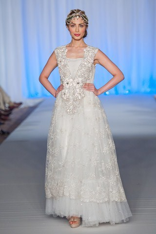 SRA Bridal Collection At London Fashion Week  10
