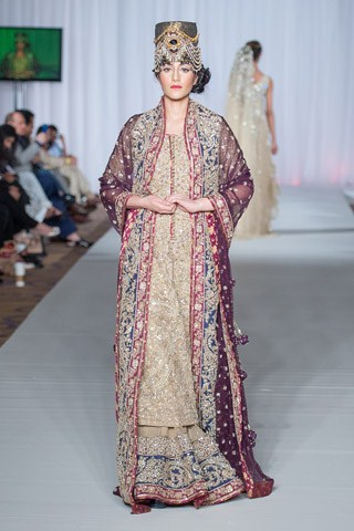 SRA Bridal Collection At London Fashion Week 5