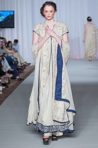 SRA Bridal Collection At London Fashion Week 8