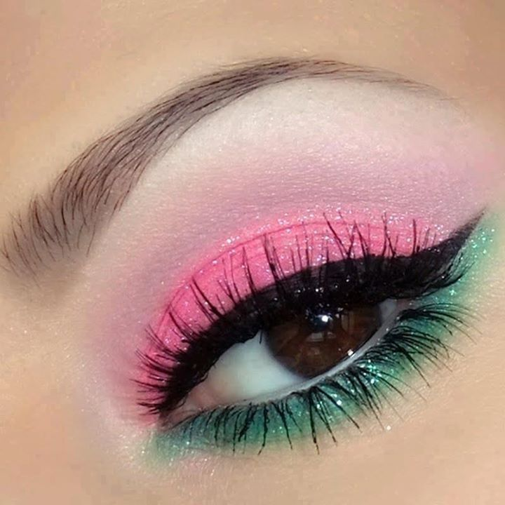 Soft Color Eye Makeup