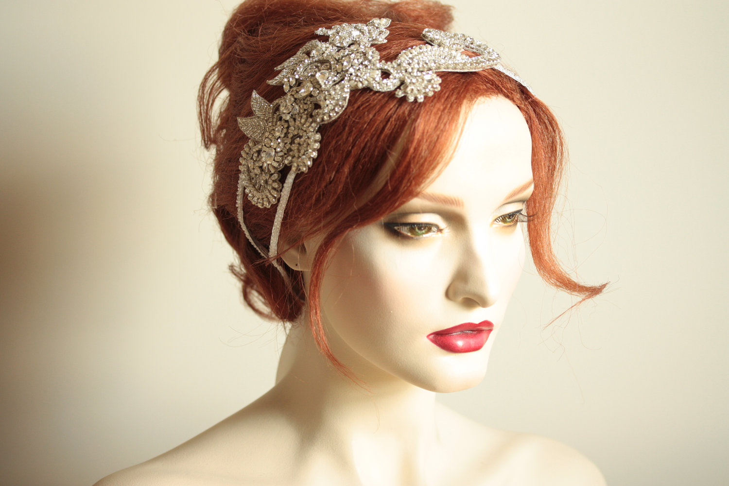 Unique Bridal Headpiece 3