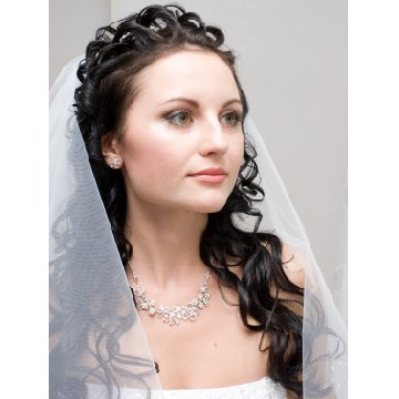 WeddingHairstyle With Long Hairs