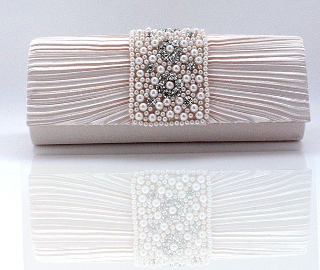 Women Clutch Handbag Bride Bag Purse Lady Handbag