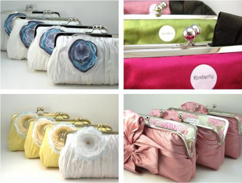 bright idea clutches bridesmaids