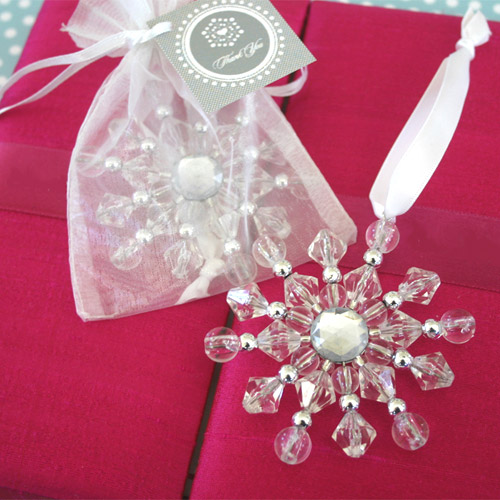 christmas winter wedding favors (5)