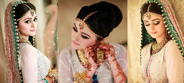 walima and reception bridal dresses (2)